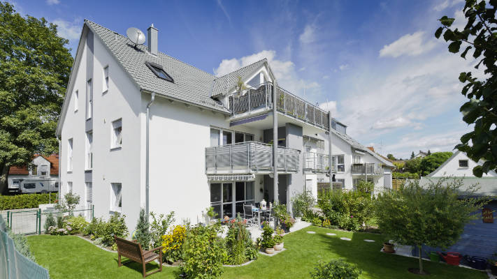 Altenfurter Straße | Gartenseite