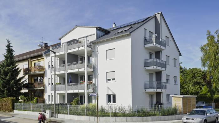 Miltenberger Straße | Süd-Ostansicht