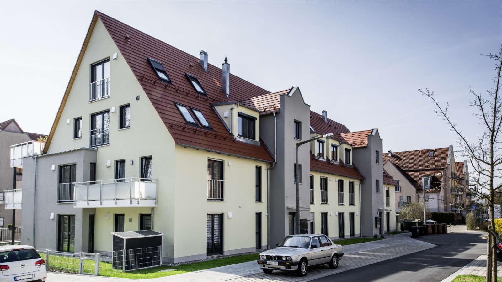 Wiesenstraße | Eingangsseite