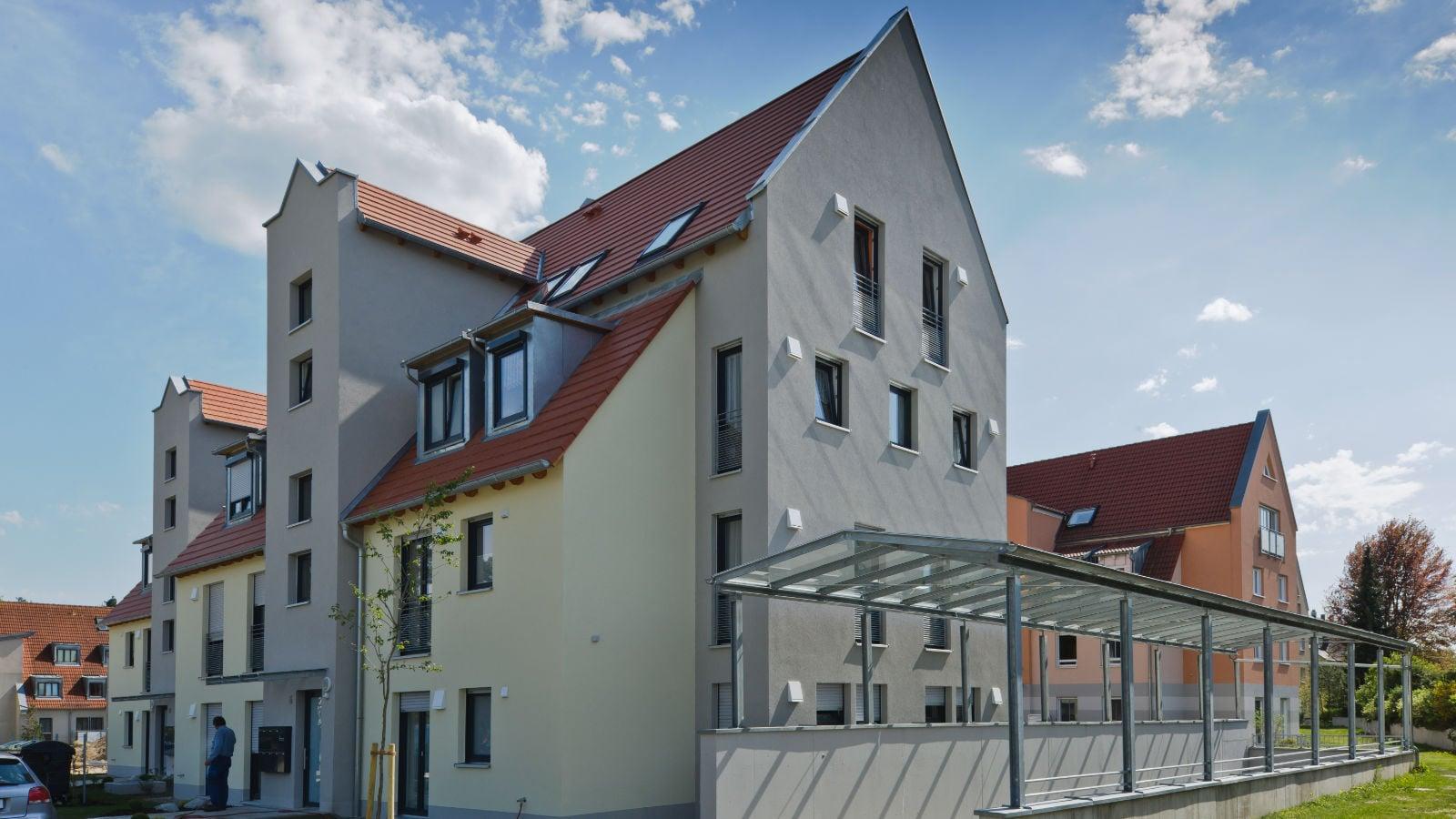 Wiesenstraße 6-8 | Eingangsbereich
