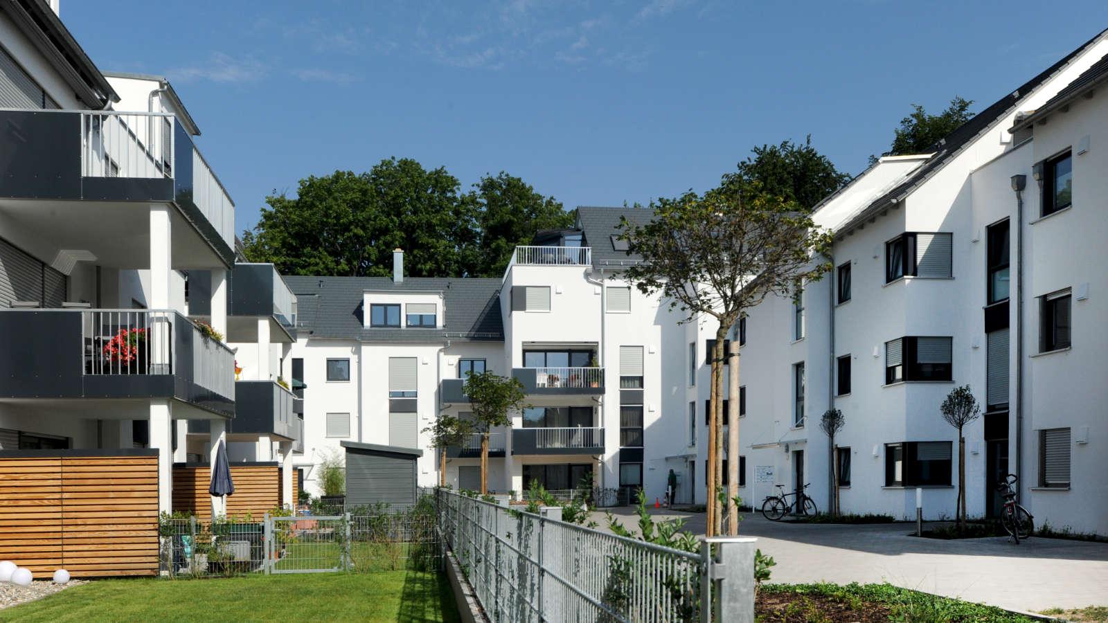 Wilhelm-Friedrich-Weg | Innenhof