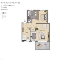 Wohnung 6