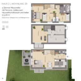 Wohnung 20