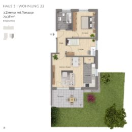 Wohnung 22