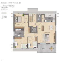 Wohnung 25